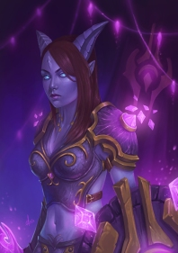 Draenei Commission