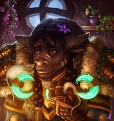 Tauren Druid Commission
