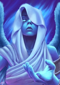 Spirit Healer fanart from World of Warcraft