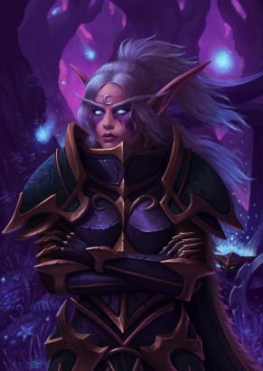 Night Elf Commission